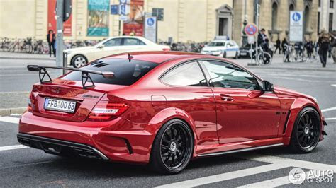 Mercedes Benz C 63 AMG Black Series by Domanig   8