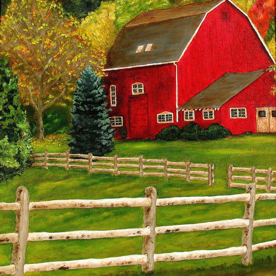 The Daily Apple: Apple #671: Why Are Barns Red?