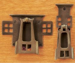 Cabinet Hardware: Mackintosh Pulls   Old House Web