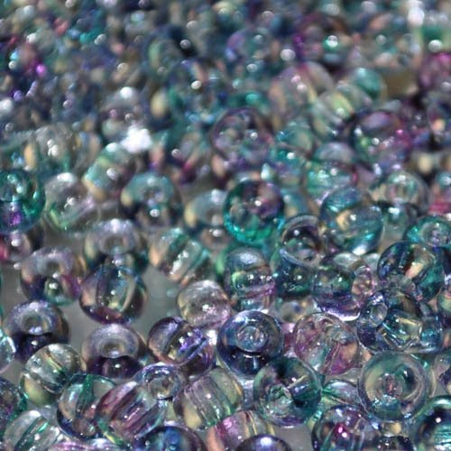 6540305 Czech Seedbeads - 6/0 Seedbead - Sea Serpent Mix (20 grams)
