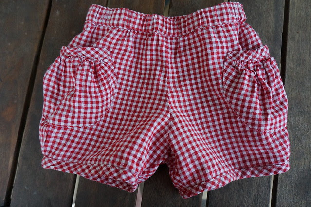 Gingham Puppet Show Shorts