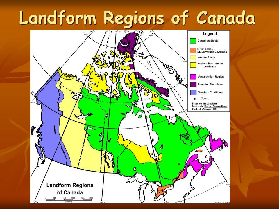 Landform%2BRegions%2Bof%2BCanada