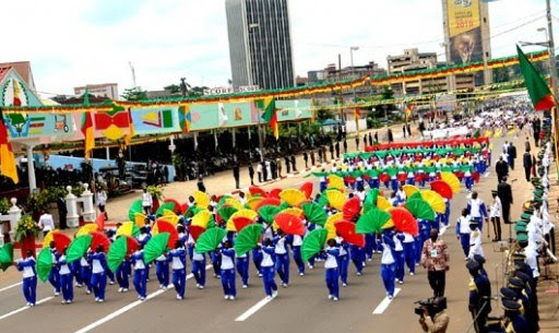 Image result for Images of 11th February celebrations in Cameroon