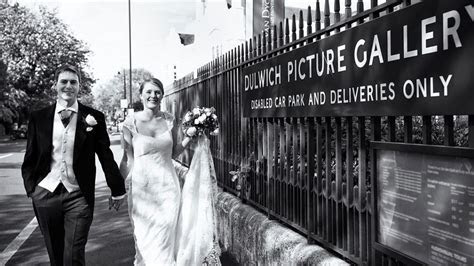 Dulwich Picture Gallery Wedding Photographer
