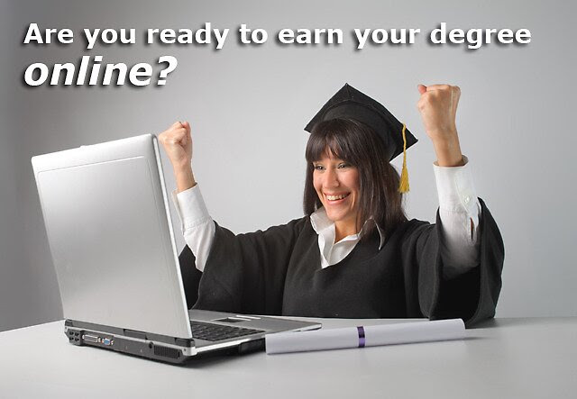 online learning degree