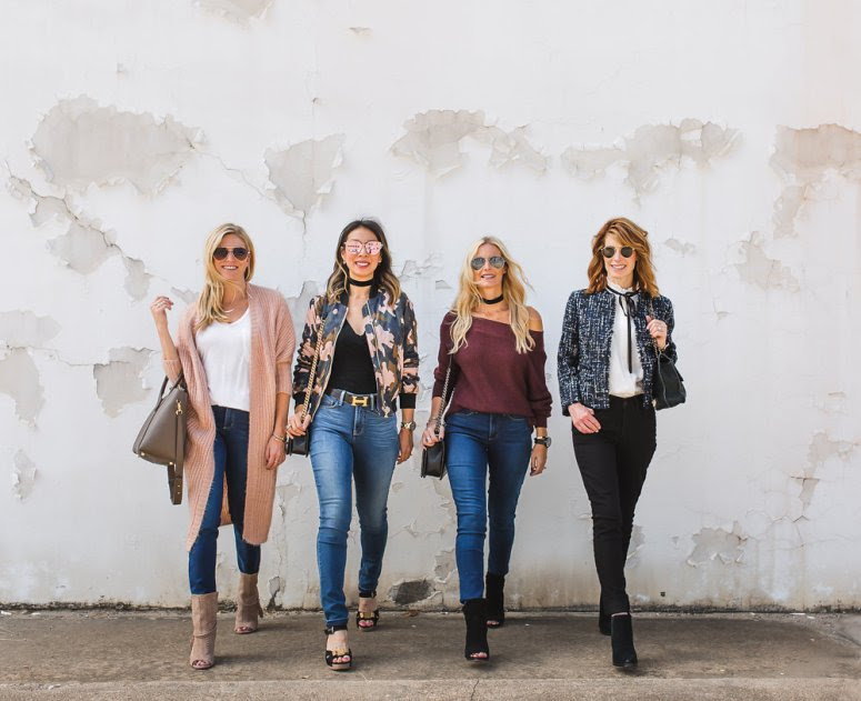 NYDJ Uplift Jean- Chic at Every Age- Dallas Bloggers