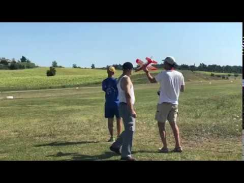 rocket plane test