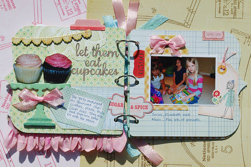 Let Them Eat Cupcakes Page