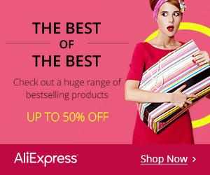Promocje Aliexpress