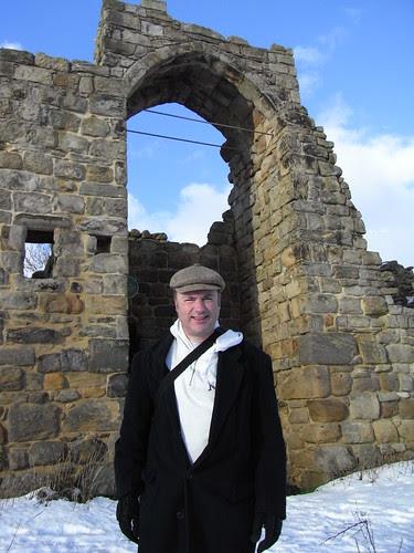 Hollinside Manor in snow Jan 10 no 6
