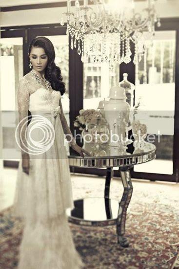 gambar kahwin scha al yahya