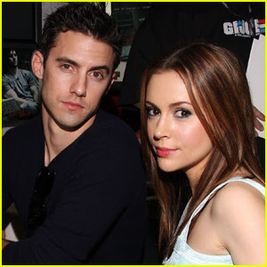 Alyssa Milano Named Her Son After Former Co-Star Milo Ventimiglia!