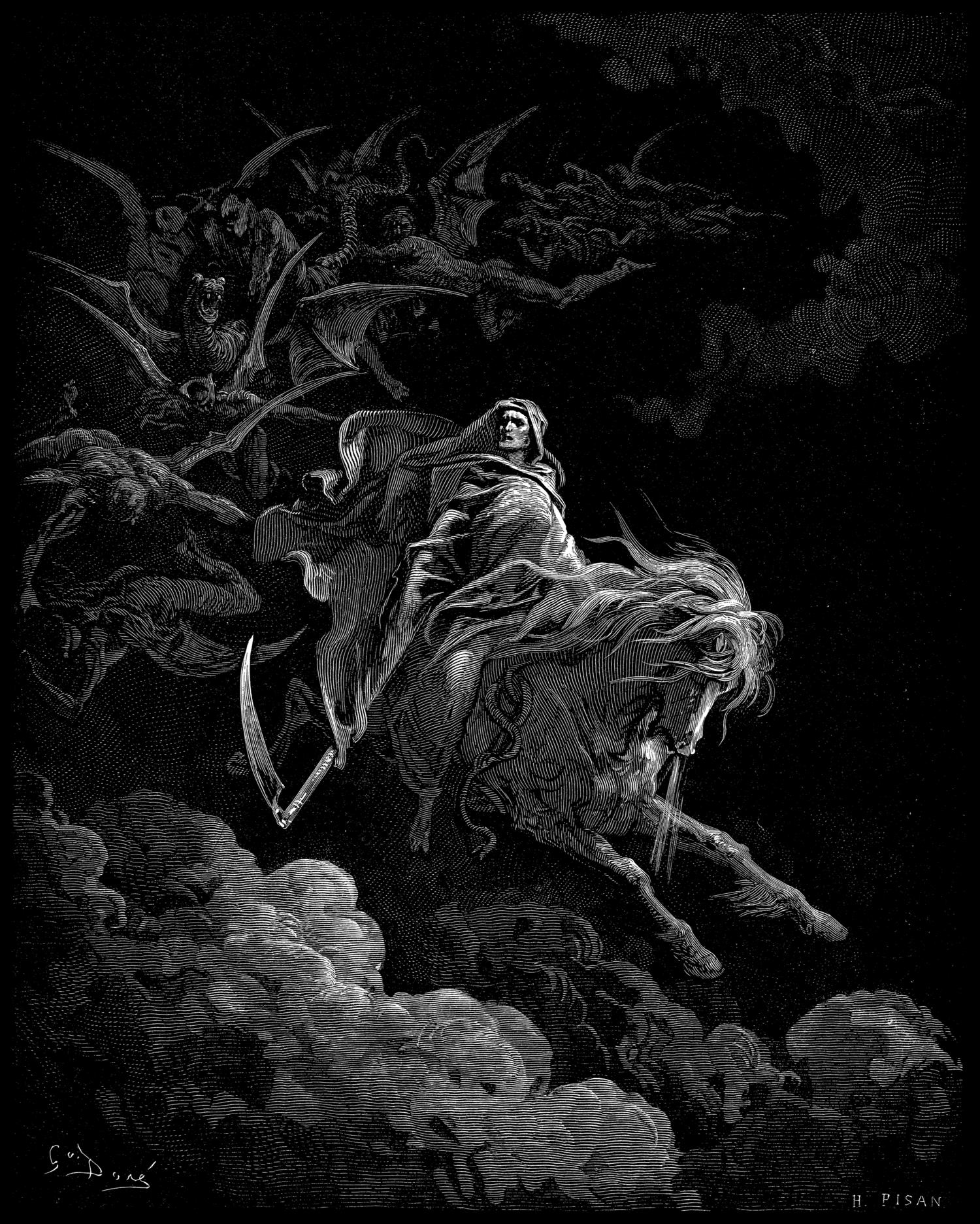 Ep 120 The Grim Reaper Astonishing Legends