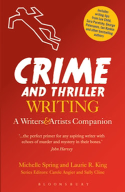 Writing crime and thriller fiction