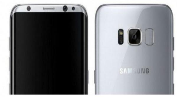 أخيرا.. هذه صورة هاتف غالاكسي S8 الجديد