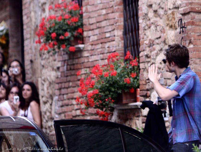 Rob en Montepulciano (Italia)