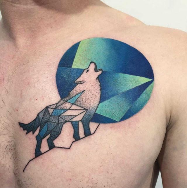 Wolf Tattoos Best Tattoo Ideas Gallery