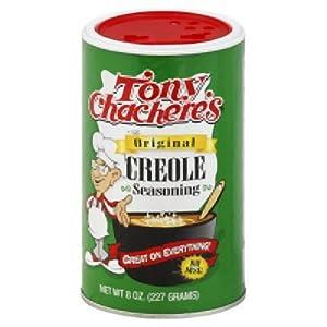 Amazon.com : Tony Chachere's Original Creole Seasoning, 8 ...