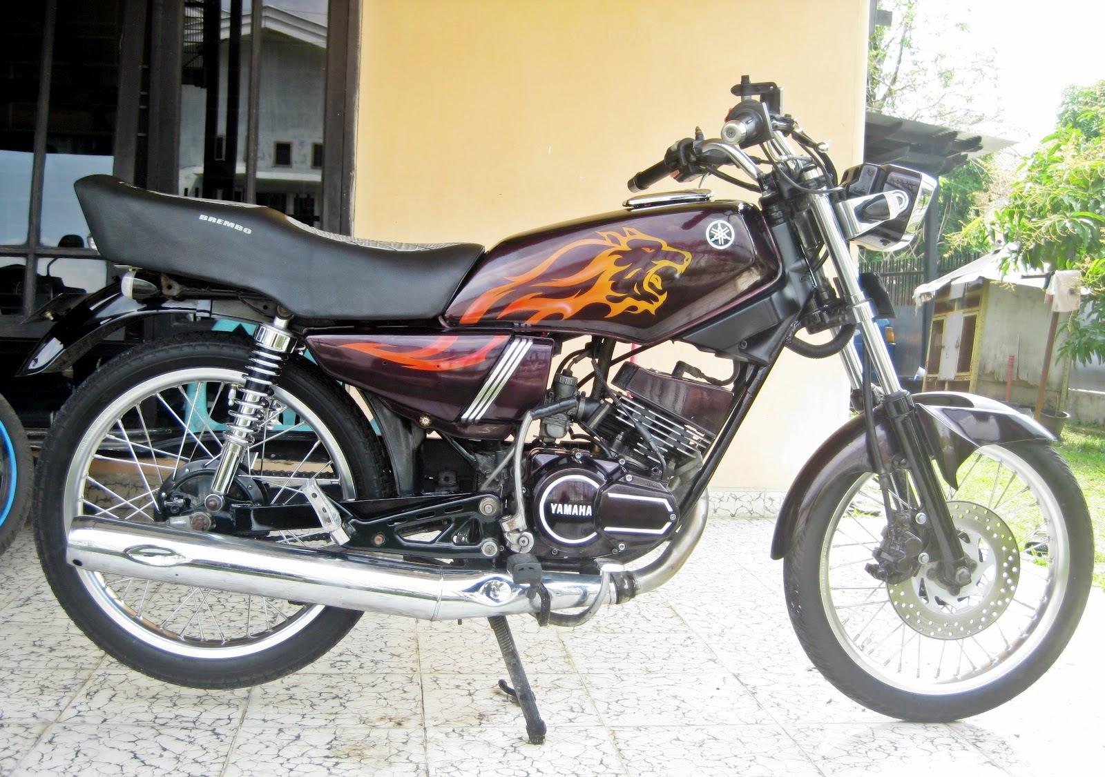 Foto Sepeda Motor King Modifikasi Motor Terbaru
