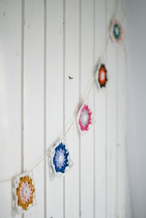 wood & wool x-mas garland 019