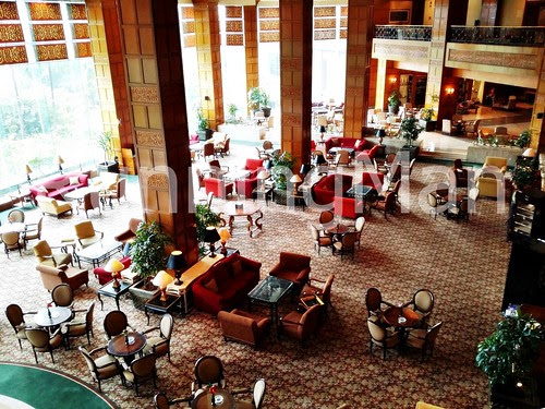 Shangri-La Hotel 07 - Main Lobby