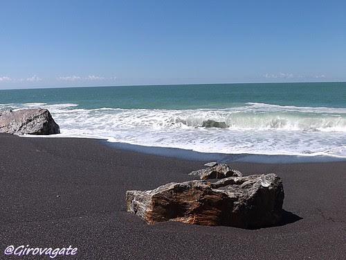 spiaggia di Punta Corvo