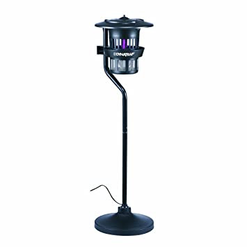 Dynatrap Insect Trap Reviews 1 2 Acre Pole Mount With Water Tray