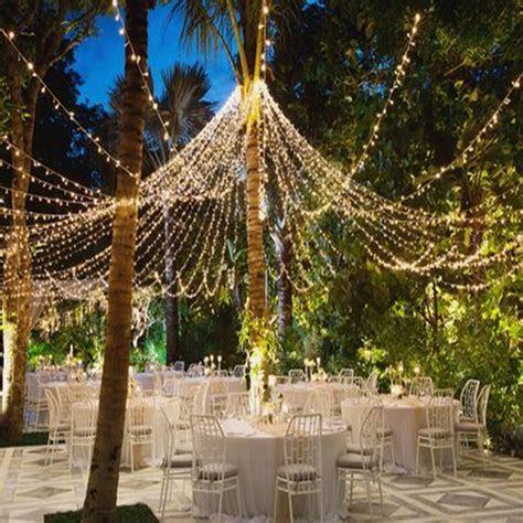 Wedding Ceiling Led Light String Ceiling Net Fairy Lights