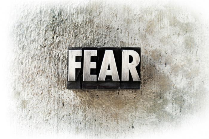 Risultati immagini per FEAR