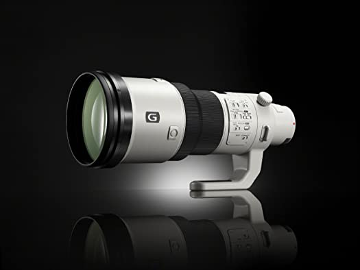 sony a7s 500mm lens ssm