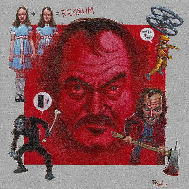 "Augie Pagan ""Kubrickian Convictions"""