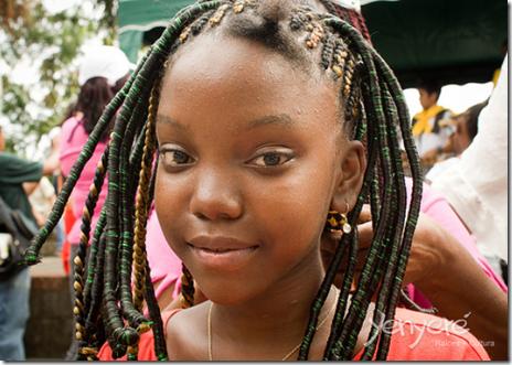 Concurso de Peinados y Encuentro de Peinadoras Tejiendo Esperanzas
