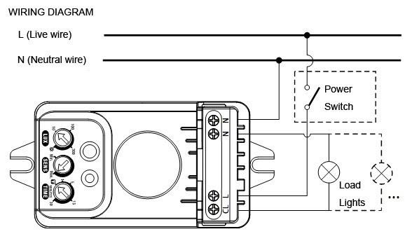 Sensor Switchmotion Sensor Switch Luminhome Com Luminhome Lighting Solution Provider