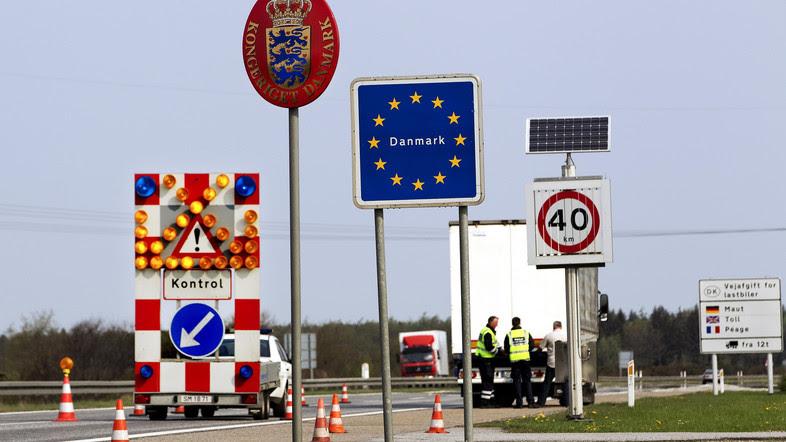 Danimarca Schengen