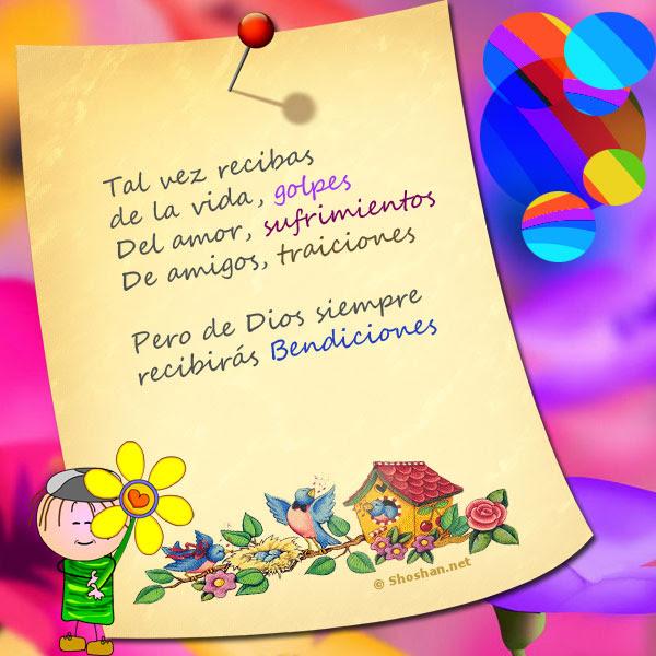 Imagenes Con Frases Cristianas Para Facebook De Dios Siempre