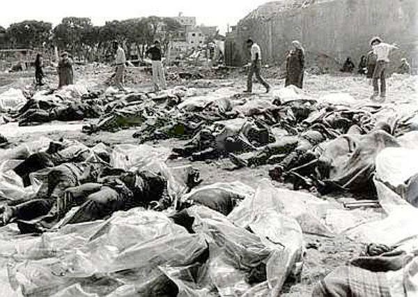 Resultado de imagem para massacre de damour