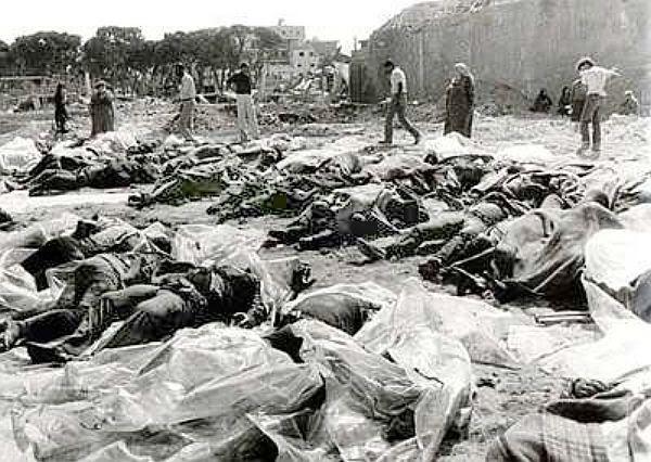 O Massacre de Damour