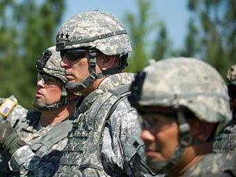 Военнослужащие армии США. Фото с сайта army.mil