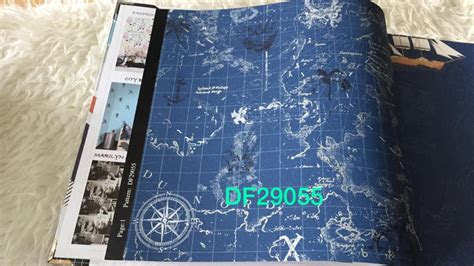 jual wallpaper dinding anak motif peta peta modern kt kota bekasi cantik wallpaper tokopedia