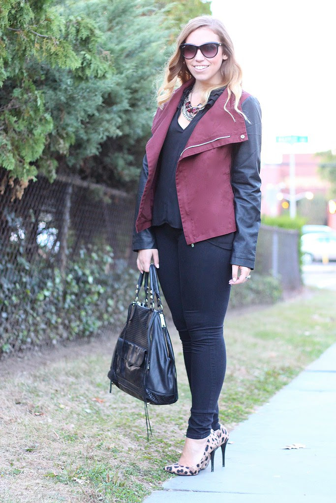 Living After Midnite: East v. West Style: Leather