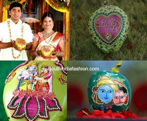 Coconut Decoration for Weddings ? South India Fashion