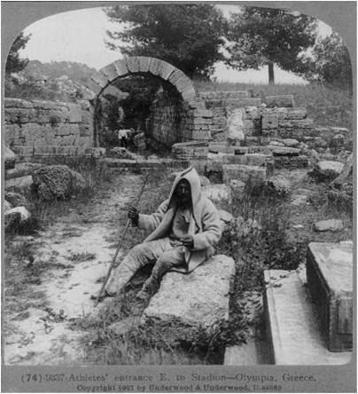 Αρχαια Ολυμπια - 1907