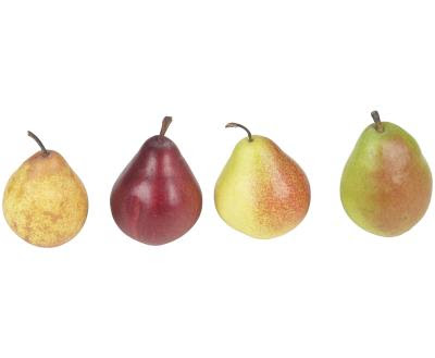 Pears offer a sweet but healthful treat.