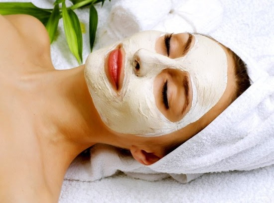 DIY Beauty Mask for getting rid of pimples