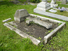 William Willett's grave