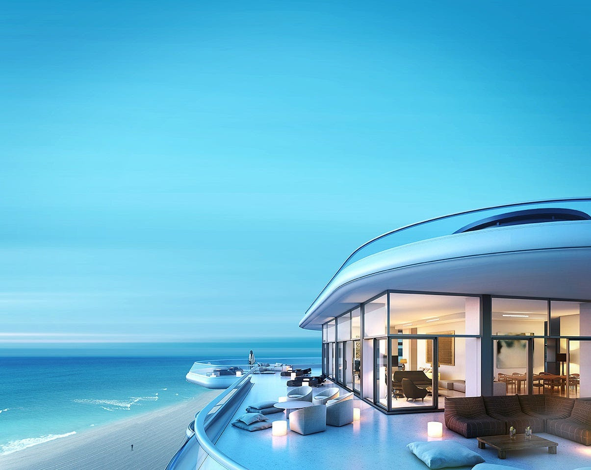 HOUSE OF THE DAY: A Stunning Miami Beach Penthouse Can Be Yours ...