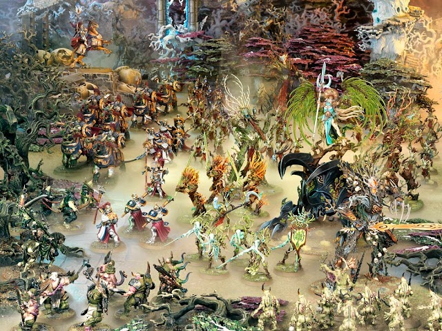 New Edition Age of Sigmar Preview: Artefacts