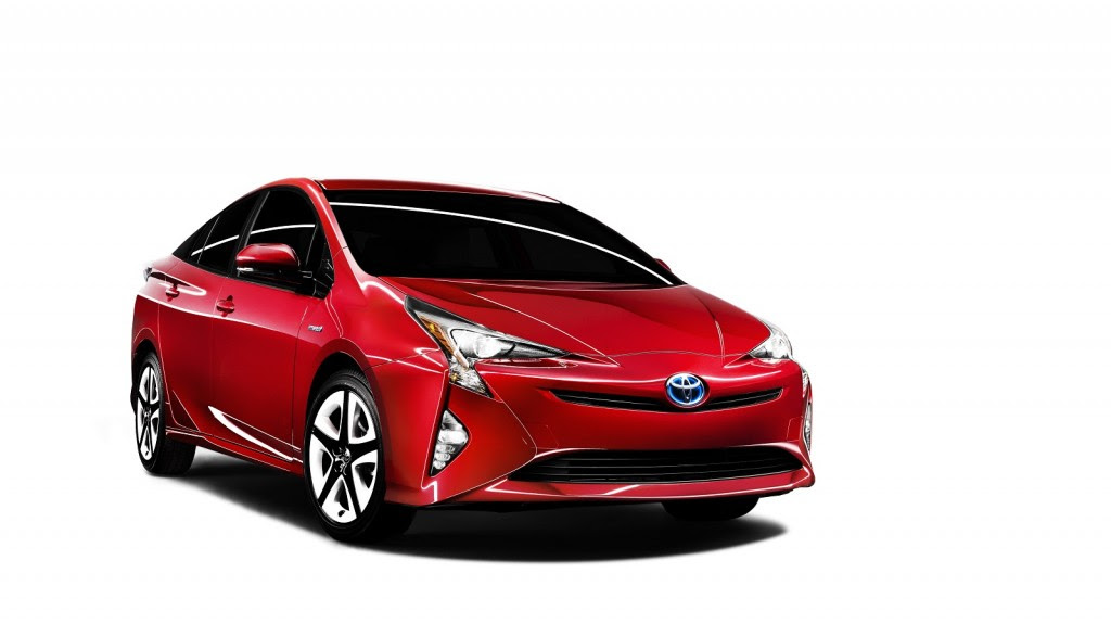 2016 Toyota Prius Revealed, Promises Up To 55 MPG Combined