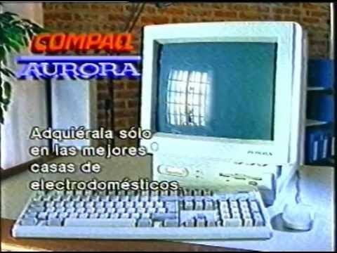 computadora compaq presario
