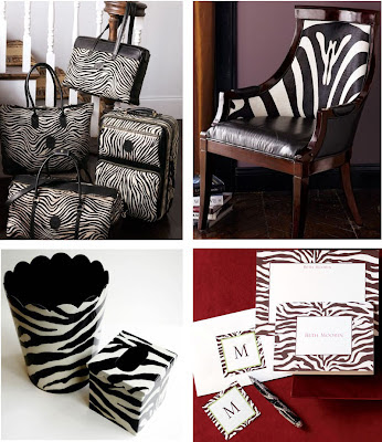 Dose Of Design Style Story Zebra Print